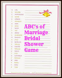 thanksgiving word scramble answers raising samuels life free abc u0027s of marriage bridal shower game