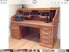 solid oak desk ebay