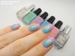 marias nail art and polish blog flushed with stripes and dots