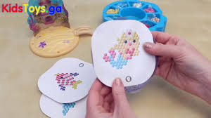 diy toys for kids ai4 beados mermaid castle under the seas diy