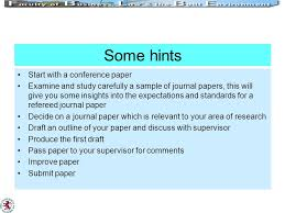 how to succeed in doing a phd personal experiences u201d ppt download