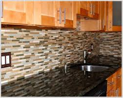 glass tiles for backsplash in kitchen precious home design