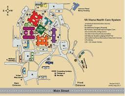 recreation center floor plan facility map va illiana health care system danville illinois