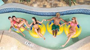 river hotels discover myrtle s favorite indoor lazy river at hotel blue