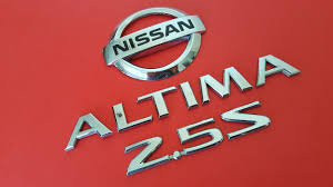 nissan car logo used 2005 nissan altima emblems for sale
