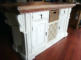 antique white kitchen island distressed white kitchen island brilliant white distressed kitchen