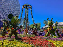 mouseplanet 2017 international flower and garden festival a