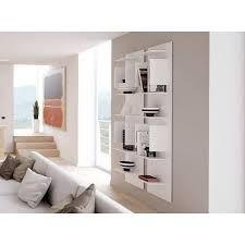 Bookcase Modular Modular Wall Bookcase Fifty Cattelan Italia Parlangeli 1922