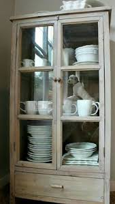 Display Dishes In China Cabinet 14 Ways To Decorate Like A French Woman White Dishes Cupboard