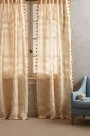 Tassel Curtain Pom Tassel Curtain Windows U0026 Doors Pinterest Tassels Pom