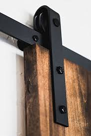 Barn Door Hangers Amazon Com Usa Made 6 Ft Sliding Wood Barn Door Hardware Kit
