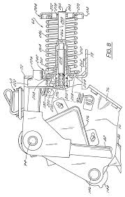 patent us6457568 golf car having disk brakes and single point