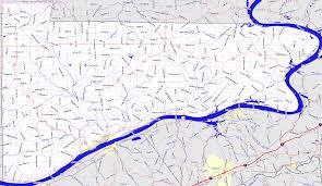 State Of Indiana Map by Bridgehunter Com Switzerland County Indiana