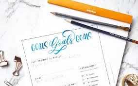happy new year free 2017 downloadable goal setting worksheet