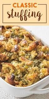 basic thanksgiving dressing recipe pioneer thanksgiving
