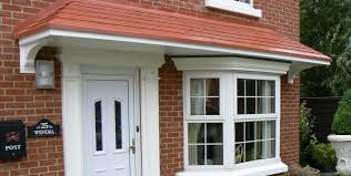 the different styles of front door awnings design idea and decor