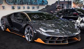 cars movie lamborghini lamborghini centenario at the premiere of