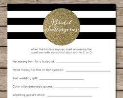 wedding gift quiz rustic watercolor floral and wood bridal quiz bridal shower