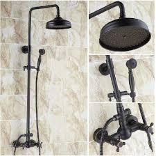 Shower Faucet Oil Rubbed Bronze Best 25 Bronze Shower Head Ideas On Pinterest Glass Shower