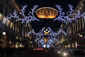 christmas mosaic ornaments lighting up the streets mozaico blog