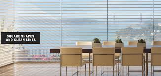 clean lines decorating with square shapes all about blinds etc inc o fallon