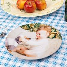 personalized photo plate personalized photo plate design your own plate with photos