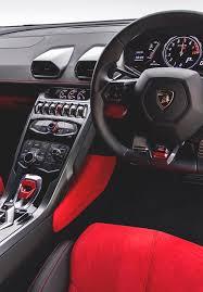 Exotic Car Interior Lamborghini Gentleman U0027s Essentials Via Red Pinterest