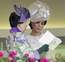 princess anne kate middleton favored by princess anne camilla parker bowles