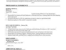 resume exle for receptionist sle resume hotel front desk clerk exles sales manager