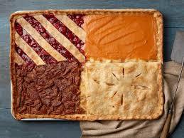 four flavor sheet pan pie recipe food network kitchen food network