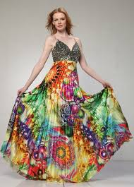 colorful dress best 25 rainbow prom dress ideas on pretty dresses