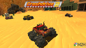 videos of monster trucks crashing crash drive 2 windows mac linux web mobile ios ipad android