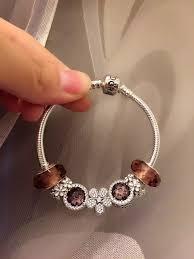pandora jewelry 50 off 199 pandora charm bracelet pink sale sku