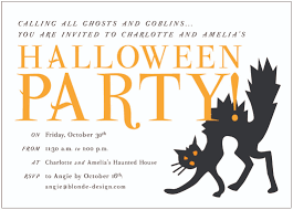 Halloween Party Invite Poem Halloween Lunch Invitation U2013 Festival Collections