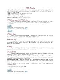 html tutorial udacity html tutorial html element html