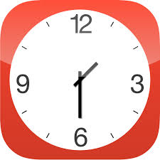 image gallery of simple clock icon