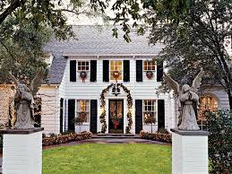 Southern Home Decorating Ideas Colonial Christmas Decorating Ideas Southern Home Decor Ideas
