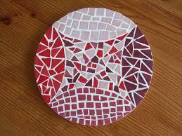 cuisine plat dessous de plat en mosaïque cuisine et service de table par du