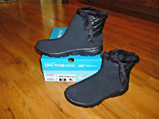 womens ankle boots size 9 skechers synergy winter nights womens ankle boots black 7 ebay