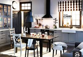 Kitchen And Dining Design Ideas Retro Kitchen And Dining Room Design Ideas By Ikea Listed In Top