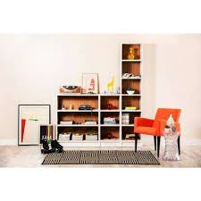 42 Wide Bookcase White Bookcases Home Office Furniture The Home Depot