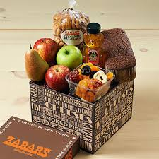 zabar s gift basket zabars apples and honey gift box