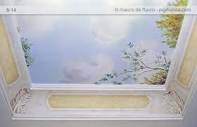 pittura soffitto decorazioni murali e affreschi su soffitti volte e cupole
