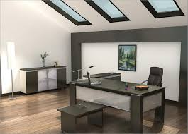 Contemporary Home Office Furniture Office Furniture Modern Contemporary Office Desk Trendy Home