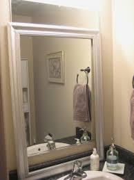 bathroom mirror trim ideas amazing bathroom mirror trim ideas photogiraffeme pic of framing a