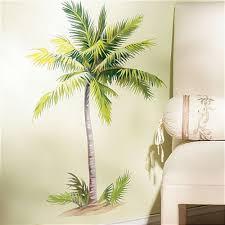 decoration palm tree wall decor home decor ideas