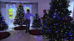 santa s best 9 foxwood fraser fir w ez power 7 light functions