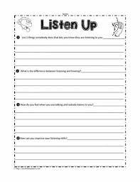 social skillsworksheets