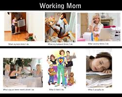 Stay At Home Mom Meme - a meme sara is smiling