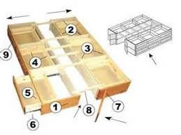 King Size Platform Bed With Drawers Best 25 King Storage Bed Ideas On Pinterest Diy Storage Bed